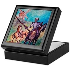 Cool Windmills Keepsake Box