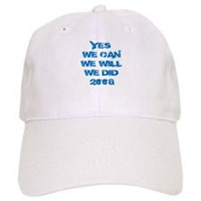 Yes, we can, we will, we did Baseball Cap
