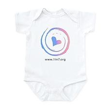 Infertility Symbol Infant Bodysuit