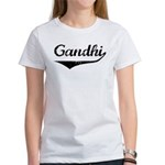 Gandhi Women's T-Shirt