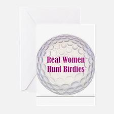 Golf Girl Greeting Cards (Pk of 10)
