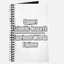 """Experiment...Engineer"" Journal"