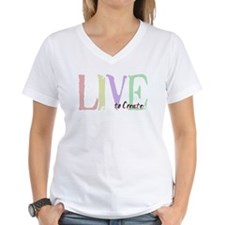 Live to Create Shirt
