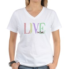 Live to cook Shirt