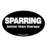 Taekwondo Stickers & Flair