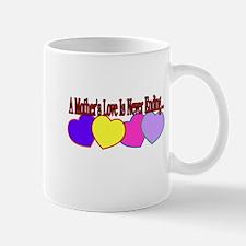 Cute Never ending heart Mug