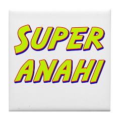 Super anahi Tile Coaster