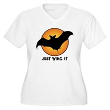 """""""Just Wing It"""" T-Shirt"""