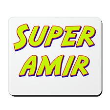Super amir Mousepad