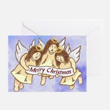 Christmas Angels Cards (Pk of 10)