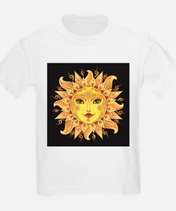 Stylish Sun T-Shirt