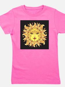 Stylish Sun Girl's Tee