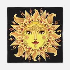 Stylish Sun Queen Duvet