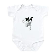 Jack Russel Dog Infant Bodysuit