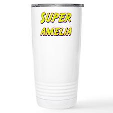 Super amelia Travel Coffee Mug