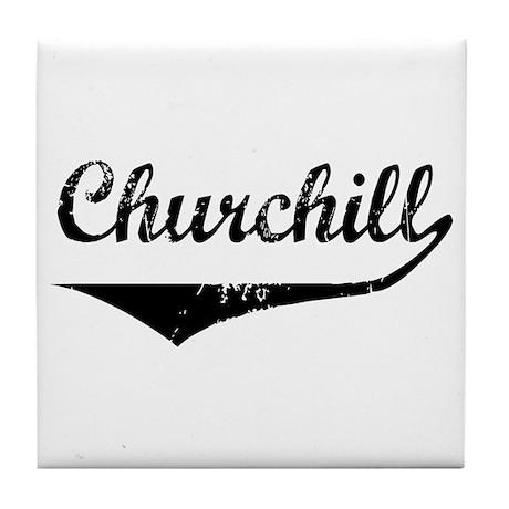 Churchill Tile Coaster