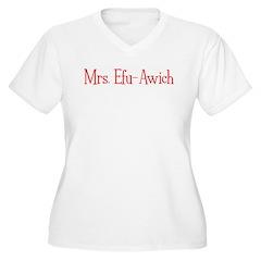 Mrs. Efu-Awich T-Shirt