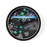 Atommobiles.com Wall Clock