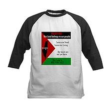 Palestine green black white a Tee