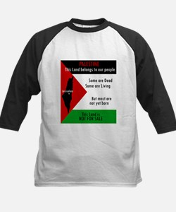 Palestine green black white a Tee