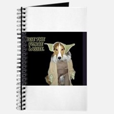 Yoda Collie Journal