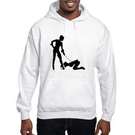 Lesbian Mistress Hooded Sweatshirt