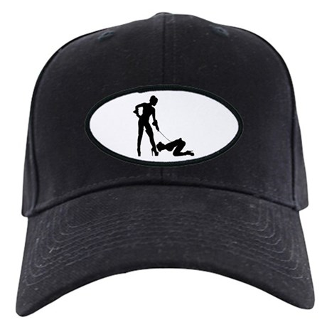 Lesbian Mistress Black Cap