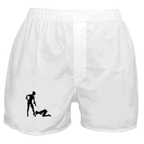 Lesbian Mistress Boxer Shorts