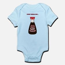 Gotta Have Soy Sauce Infant Bodysuit