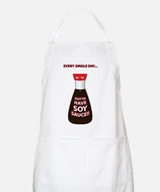 Gotta Have Soy Sauce BBQ Apron