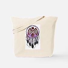 Native American Dreamcatcher Tote Bag