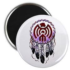Native American Dreamcatcher Magnet