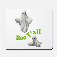 BOO Y'ALL Mousepad