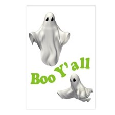 BOO Y'ALL Postcards (Package of 8)