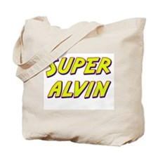 Super alvin Tote Bag