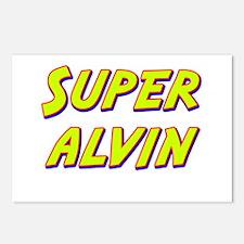 Super alvin Postcards (Package of 8)