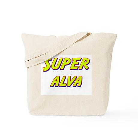 Super alva Tote Bag