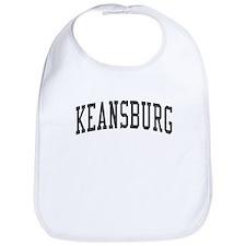 Keansburg New Jersey NJ Black Bib