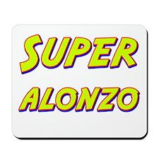 Super alonzo Mousepad