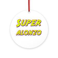 Super alonzo Ornament (Round)