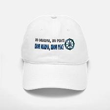 Know Dharma wide: Baseball Baseball Cap