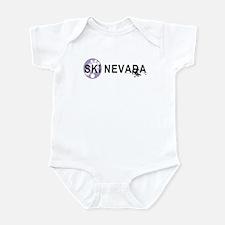 TOP Ski Nevada Infant Bodysuit