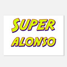 Super alonso Postcards (Package of 8)