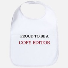 Proud to be a Copy Editor Bib