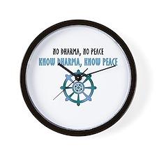 Know Dharma: Wall Clock