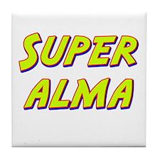 Super alma Tile Coaster