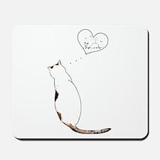 kitty dream Mousepad