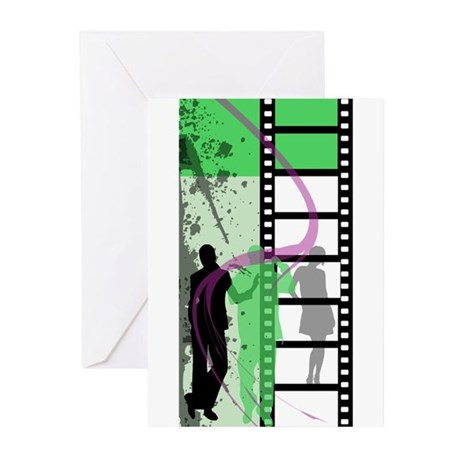 Movie Maker Greeting Cards (Pk of 20)