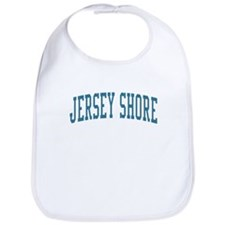 Jersey Shore New Jersey NJ Blue Bib