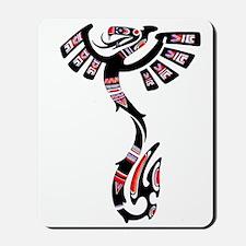 Native American Art Symbol Mousepad
